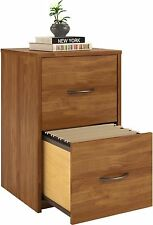 Filing Cabinets For Home Office Small Wood File Supplies 2 Drawer Letter Size US