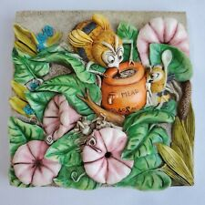 Harmony Kingdom Picturesque - Byron's Secret Garden - Honey Brew - 1999