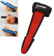 Non-Slip- Carp Casting Finger Stall Glove Protector Fishing Braid Line