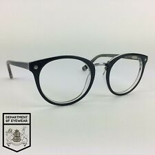 IN STYLE eyeglasses BLACK ROUND glasses frame MOD: ISHTO3