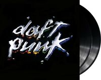 "Daft Punk ""discovery"" Vinyl 2LP NEU Album 2001 inkl. Hit ""one more time"""