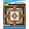 House Blend Quilt pattern - Cozy Quilt Designs