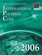 International Plumbing Code 2006  (ExLib) by International Code Council