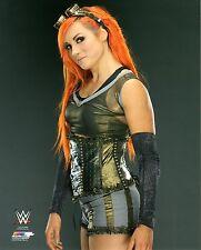 "Becky Lynch WWE Wrestling Foto Ufficiale 8x10"" PROMO NXT"