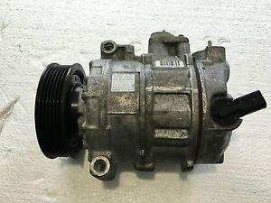 VW Seat Skoda Audi Klimakompressor Klimapumpe Klima Pumpe Kompressor 1K0820859S