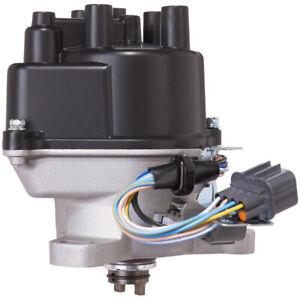 Ignition Distributor assembly Honda Accord 90-91 2.2L-L4 DX EX LX SE Cap & Rotor