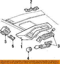 FORD OEM 93-03 Ranger Interior-Lens D9AZ13783C