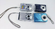Lot Of 4 Digital Cameras Sony and kodak Sold as is A1