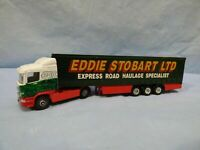 Corgi Eddie Stobart Curtainside Articulated Trailer Lorry Delivery Truck Toy