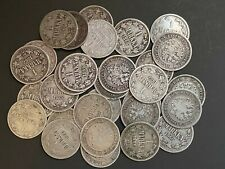 Finland / Russia 30x 1 Markka 1866, 30 Pcs. Lot. Silver coins!