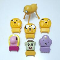 Adventure Time McDonald's Happy Meal Toys - Cartoon Network Adventure Time Toys