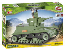 Cobi 2456 - Small Army - WWII 7Tp Light Tank - New