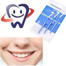 3X Toothpick    Dental Orthodontic Oral Care Interdental Brush folss Toothbrush