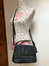 BNWOT Kate Spade New York Black Flap/Foldover Crossbody Bag