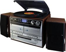 Soundmaster MCD5500DBR dunkelbraun -