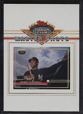 1993 Topps Stadium Club 'For Members Only' Master Photo 30 Card Set Great Price