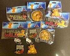 New Disney Lion King Lot Of 9 Magnets And Keychains! Simba Hakuna Matata