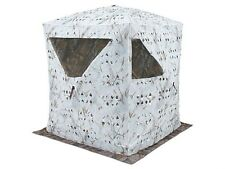 Ameristep Snow Tangle Blind Cover - Hub Style Cover - RealTree Hardwood - Return