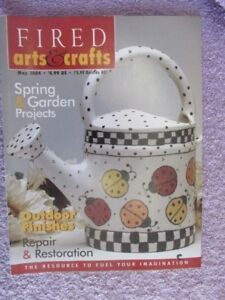 Fired Arts & Crafts Magazine - May 2004