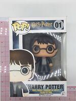 Funko Pop! 01 Harry Potter - Harry Potter vinyl figure BOX WEAR M05