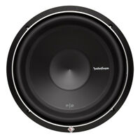 """NEW Rockford Fosgate  P2D4-10 Punch 10"""" Dual 4 Ohm Car Subwoofer 600 Watts Max"""