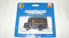 Walthers HO UPS Package Car / Delivery Truck New Shield Scheme #949-14001
