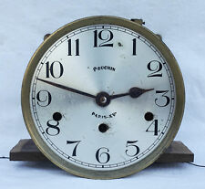 Westminster 8 Hammers 8 Gongs Wall Clock Complete Kienzle Works Great! No ODO