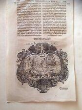 Torino,rara veduta della citta' 1603