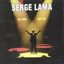 Serge lama - Un jour une vie - Best OF - Compilation.