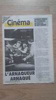Revista Semanal Cinema Semana de La 4A 10 Mars 1987 N º 390 Buen Estado