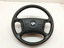 BMW E39  Lenkrad Lederlenkrad Leder Multifunktionslenkrad Airbag 3310971817 (02