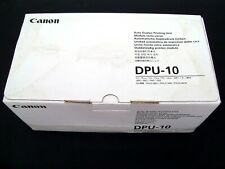 CANON DPU-10 AUTO DUPLEXING DUPLEX UNIT PRINTER GENUINE I860 I865 I960 I965