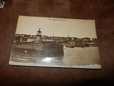 Early real photo postcard - Ramsgate Harbour -Thanet  Kent
