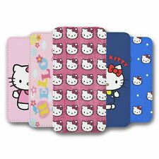 For iPhone XR Flip Case Cover Hello Kitty Collection 1