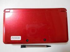 Z15530 Nintendo 3DS Metallic Red console Japan N3DS w/pen Express