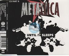 Metallica Until It Sleeps CD MAXI part 1