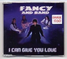 Fancy Maxi-CD I Can Give You Love - 2-track - bolland & bolland