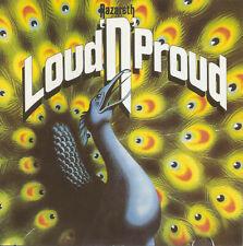 Nazareth - CD - Loud 'N' Proud - 1989 Castle Classics CLACD 174 - Reissue