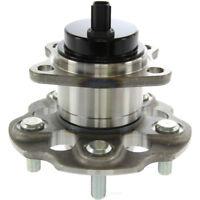 Wheel Bearing and Hub Assembly-C-TEK Hub Assembies Rear Centric 407.44034E