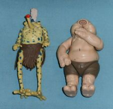 vintage Kenner Star Wars REBO BAND Sy Snootles & Droopy McCool action figures