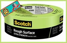 New listing 3M Scotch 1.41 in. W x 60 yd. L Green High Strength Masking Tape, free Shipping,