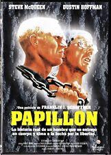 PAPILLON de Schaffner con Steve McQueen. España tarifa plana envíos DVD: 5 €