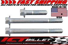 USA Made LS Starter Bolt Kit Long LSX LS1 Camaro Corvette 4.8L 5.3L 6.0L 6.2L GM