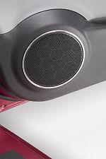 Genuine Suzuki Alto Chromed Speaker Trim Set x4 Front&Rear New 990E0-68K21-000