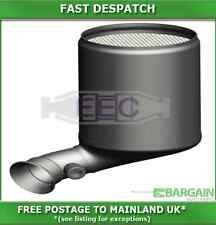 DIESEL PARTICULATE FILTER FOR CITROÃ‹N BERLINGO (MF) 1.6 08/2005- 283