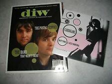 "Devil In The Woods Magazine 18 & 7"" Vinyl postal service/cardigans/matt pond pa+"