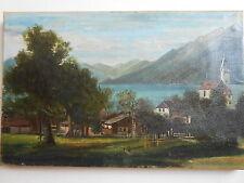 K. GSCHWEND ? BRIENZ  Interlaken Oberhasli Bern Bildhauerschule 1891