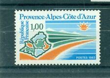 "REGIONI DI FRANCIA - REGION OF FRANCE FRANCE 1983 ""Provence-Alpes-Cote D'Azur"" C"