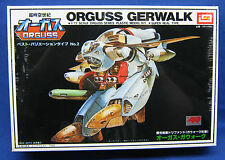 Orguss Gerwalk 1:72 Mecha Model Kit Imai Japan Vintage Nib Super Dimension Centr