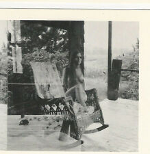 Rare 1973 Vintage 3-D Stereo Photograph of Nude Model by Charles Swedlund (5)